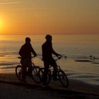 Велосипедисты :: Tatjana Stepanova
