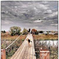 на мосту :: Natalia Mihailova