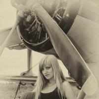 Летчик :: Serj_52Rus