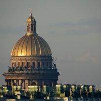 Вид на Исаакиевский собор. :: Владимир Гилясев