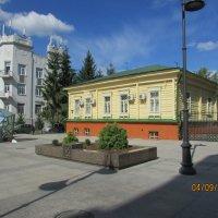 Памятник деревянного зодчества :: раиса Орловская