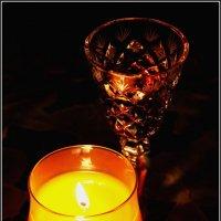 Пока горит свеча... :: Александр Липецкий