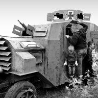 Гумбинненское сражение. Реконструкция. :: Александр Крылов