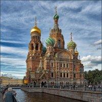 Спас-на-крови закатный :: Евгений Никифоров
