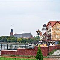 Городской пейзаж. :: Валерия Комова
