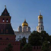 Московский Кремль :: Сергей Sahoganin