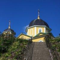 Дорога в храм :: Денис Матвеев