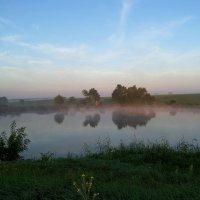 Утро на рыбалке... :: Сергей Петров