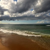 пляж в Ретимно :: Dorosia