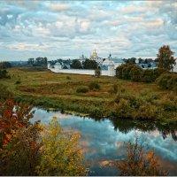 Суздаль.Покровский монастырь :: Валерий Шейкин