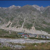 Альп-лагерь Безенги.2400м. :: Ирина Нафаня