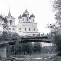 Псковский Кремль :: Валентина Ломакина