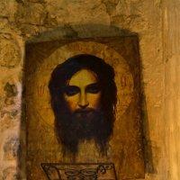 Лик в старом храме :: Геннадий Валеев
