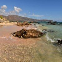 Пляж Элафониси :: Dorosia