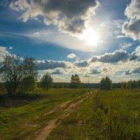 Дорога в облака :: Игорь Хохлов