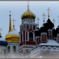 соборные купола :: Светлана Амелина