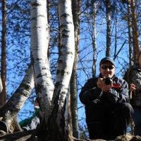 Водопад Кивач.30.04.12 :: Андрей Божьев
