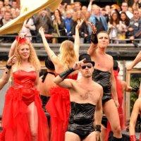 Амстердам :: человечик prikolist