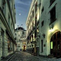 В узких улочках Риги 3 :: Павел Дунюшкин