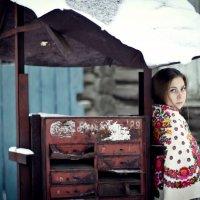 Сибирь :: Екатерина Капустина