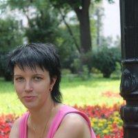 в парке :: Людмила Дуреева