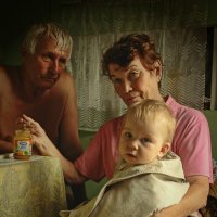 Святое семейство :: Александр Сергеев