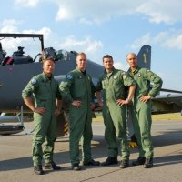 Пилотажная группа Midnights Hawks ВВС Финляндии :: Дмитрий Бубер