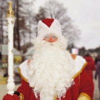 Дед Мороз на Рождество ! :: Игорь Абрамов
