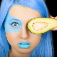 Орбит с авокадо :: Настя Панькова