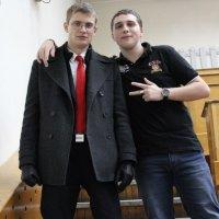 друг и я :: Владимир Хахуцкий