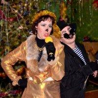 Лиса Алиса и Базилио :: Алла Москаленко