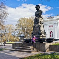 Из Цикла Одесские рассказы :: Вахтанг Хантадзе