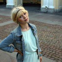 Наш выпускной. :: Аня Сидорина
