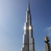 Бурдж Халифа...Дубай. :: Александр Вивчарик