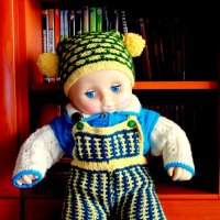 кукла :: дмитрий першин