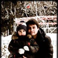 Саша и Андрюша :: Виктория Фащук