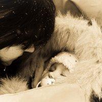 Юля с дочкой :: Виктория Фащук