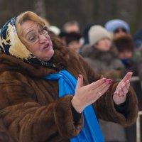 Рождество в Новгороде. Дирижер православного хора :: Константин Фуфин