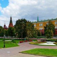 Александровский сад :: Михаил Карпов