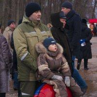 Рождество в Новгороде :: Константин Фуфин