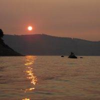 Уплывающие в даль :: Жанна Фоос