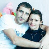 Ада и Дима :: Владимир Мартыщенко