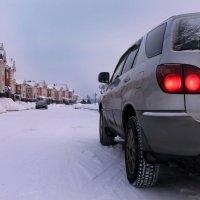поселок Снегири :: Мария Мацкевич