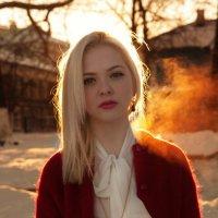 Закат :: Женя Рыжов