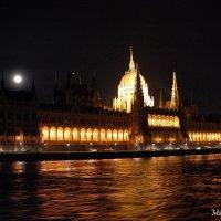 Парламент Будапешта :: Марина Витушкина