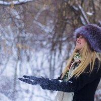снег :: Юлия Трибунская