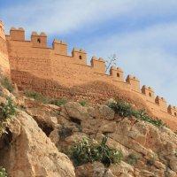 Крепость Алькасабра. Андалузия. Испания :: Вероника Касаткина