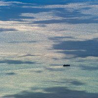 Дмитрий Зверев - Вид на Черное море с горы Демерджи