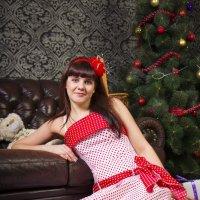 красная шапочка :: Анна Вершкова