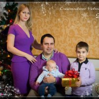 """Открытка """" Новогодняя Сказка"""" :: Алина Прокофьева"""